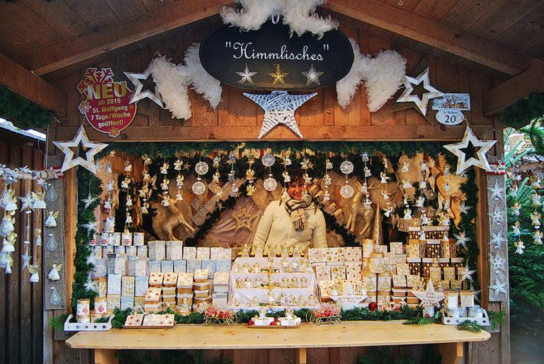 St. Wolfgang Weihnachtsmarkt
